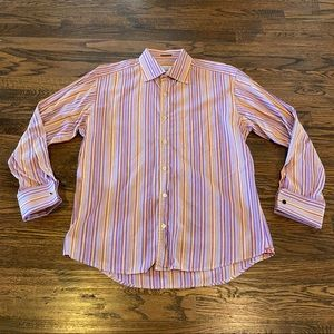 "Paul Smith Dress Shirt Men 16 1/2"""